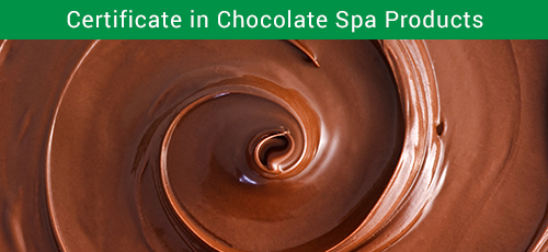 Certificate in Chocolate Spa Products