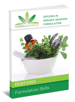 DOSF2001 - Natural Skincare Course