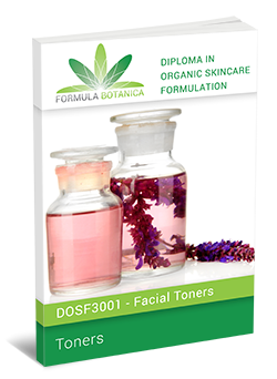 DOSF3001 - Natural Skincare Course