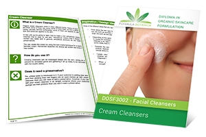Formula Botanica Natural Skincare Course