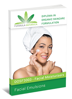 DOSF3002 - Natural Skincare Course