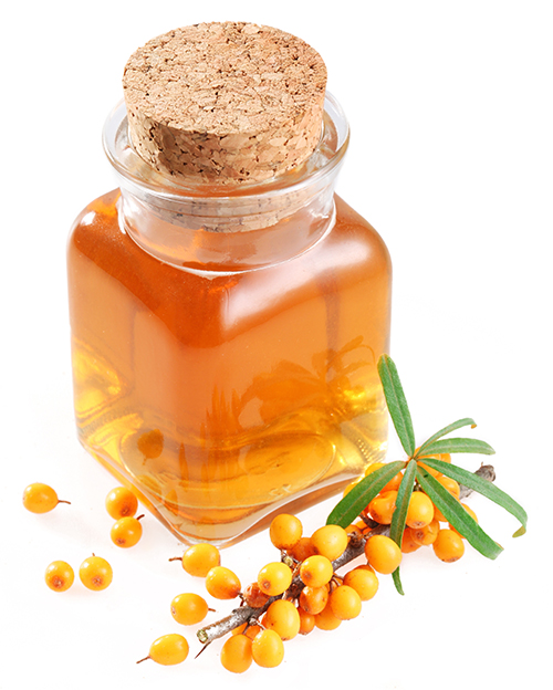 Sea Buckthorn Infused Oil