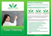 Tutor Training Brochure
