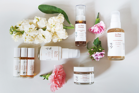 Graduate Success Story: Geeta Sood launches So Pure Skincare