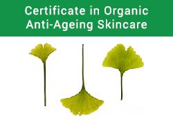 Certificate in Organic Anti-Ageing Skincare Formulation