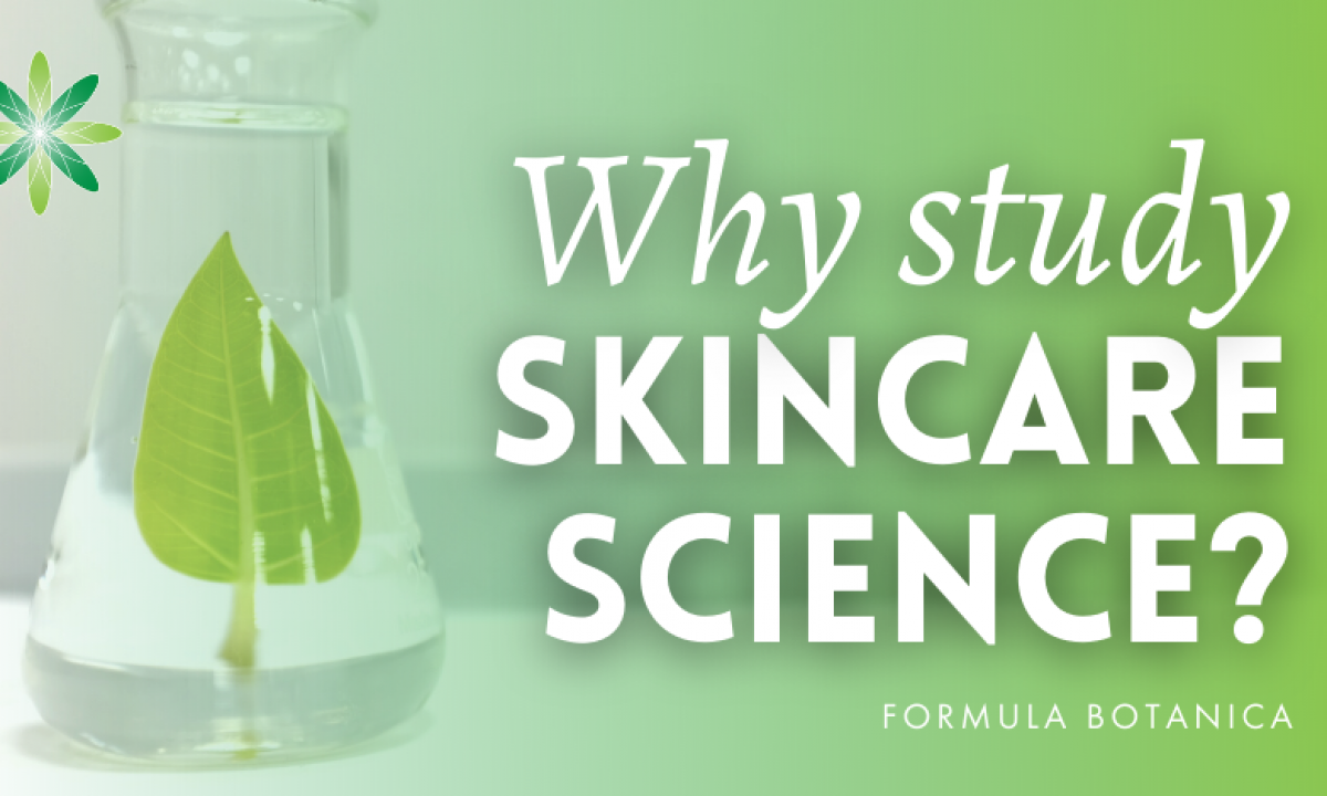 20 Reasons why you should study the Science of Organic Skincare ...