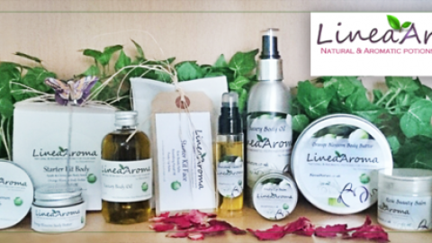 Graduate Success Story: Daniela Marrone launches Linea Aroma