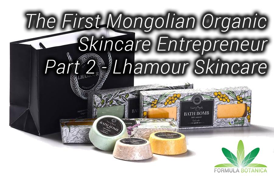 Mongolian Skincare
