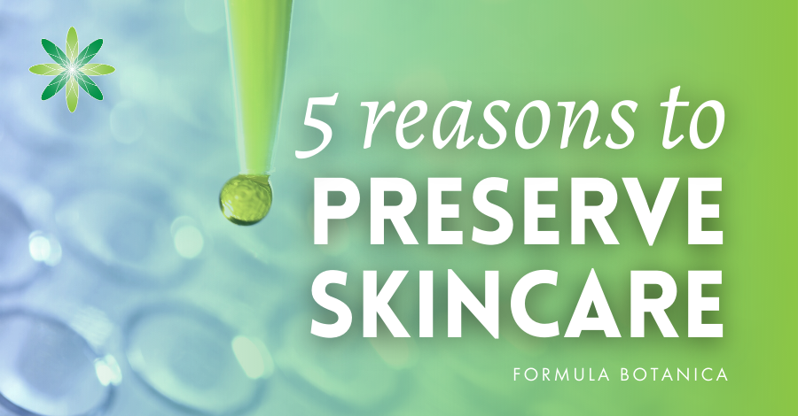 2015-01 5 Reasons to preserve skincare