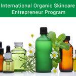 International Organic Skincare Entrepreneur Program