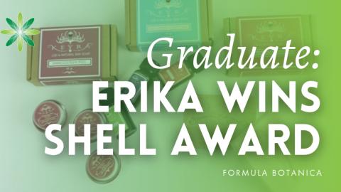 Formula Botanica Student wins Shell Business Startup Awards