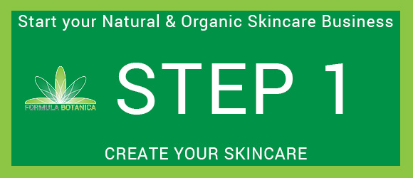 Start Your Natural And Organic Skincare Business With Formula Botanica