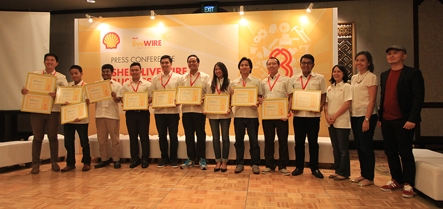 KEYRA Wins Shell Livewire Business Startup Awards
