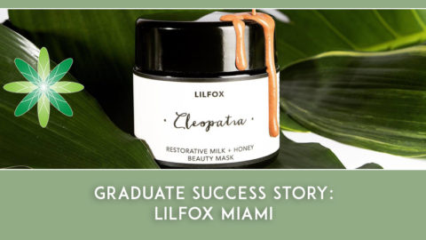 Graduate Success Story: Alexis Rose launches LILFOX Miami