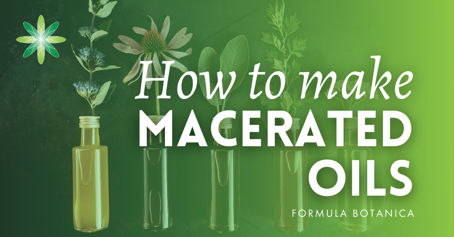 2015-04 how to make macerated oils