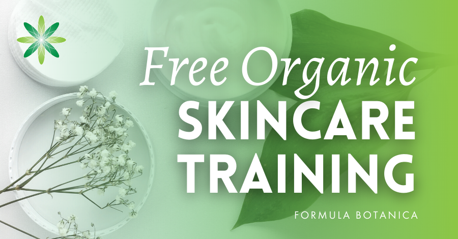 2015-04 Free organic skincare training