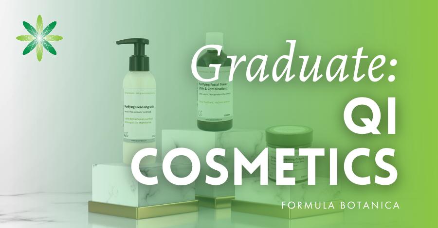 2015-05 Formula Botanica Graduate QI Cosmetics