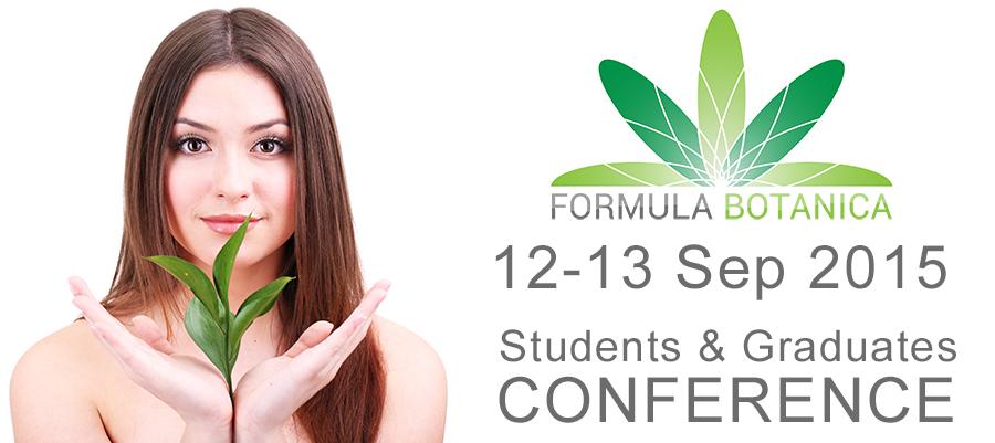 Formula Botanica 2015 Conference
