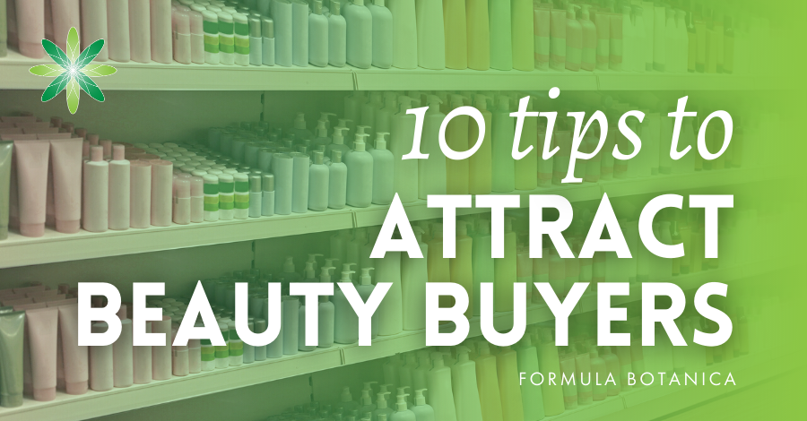 2015-06 Tips to attract beauty buyers