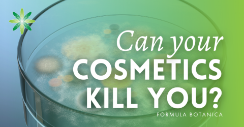 Are your cosmetics killing you?