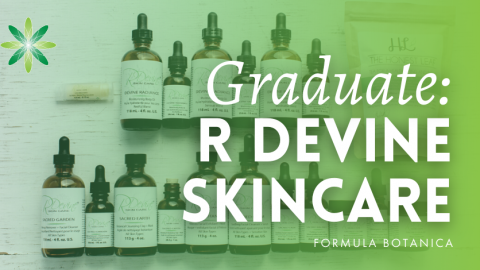 Graduate Success Story: Rachel Devine launches R Devine Skin Care