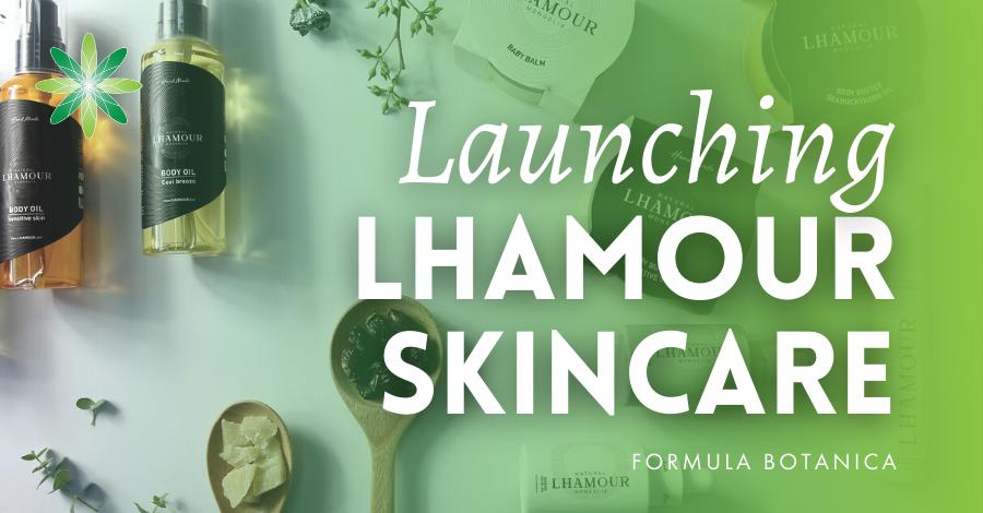 2015-11 Launching Lhamour Skincare