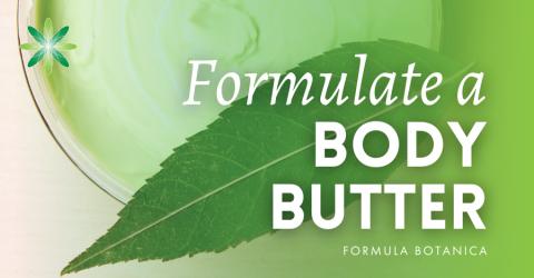 How to Make a Body Butter – Formula Botanica