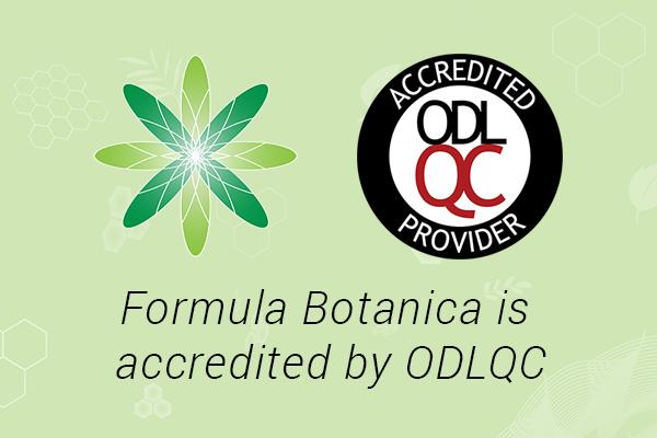 Formula Botanica ODLQC accreditation