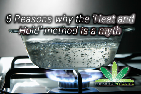 6 Reasons why the Heat and Hold Method is a Myth