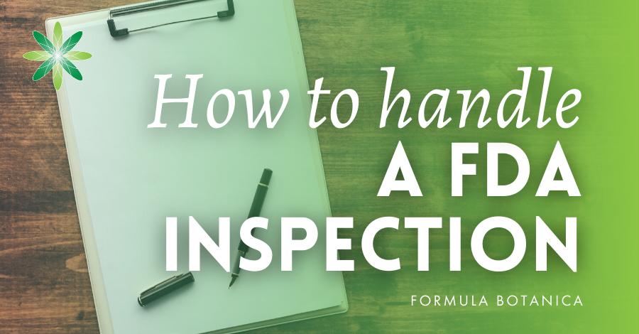 2016-02 FDA inspection