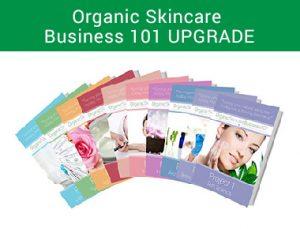 Organic Skincare Business 101 Upgrade
