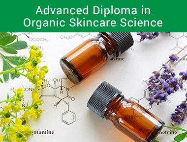 Advanced Diploma in Organic Cosmetic Science