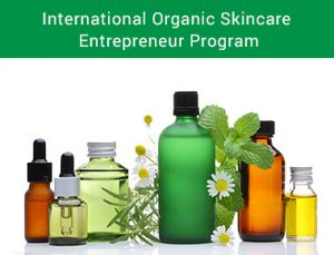 International Organic Skincare Entrepreneur Program