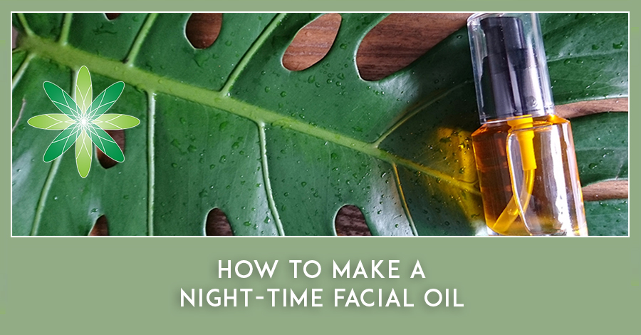 Night-time Facial Oil