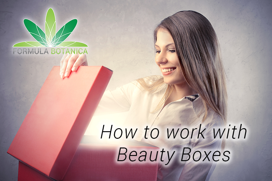 How to work with Beauty Boxes: get your brand featured