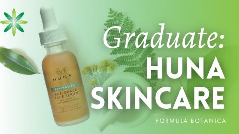 Graduate Success Story: Heather Urquhart and Huna Skincare