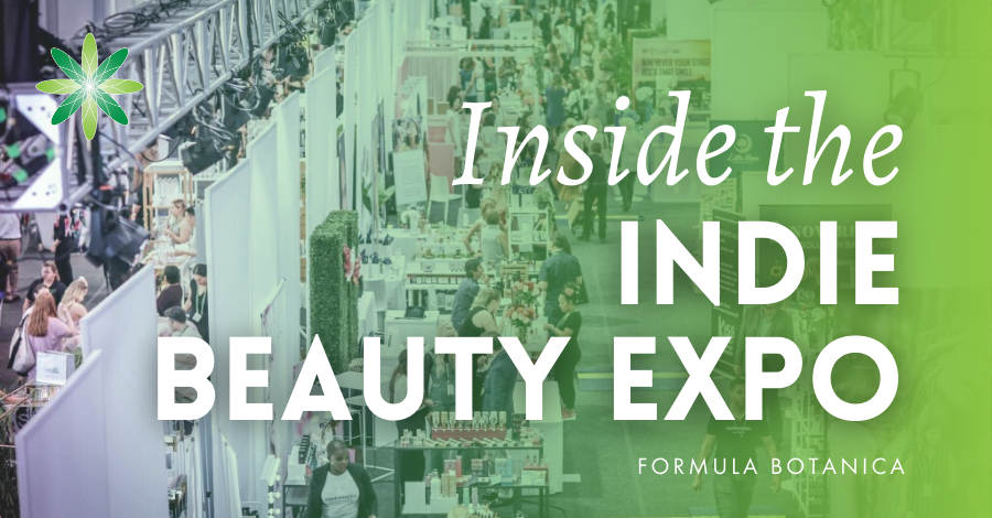 2016-04 Inside Indie Beauty Expo 2016