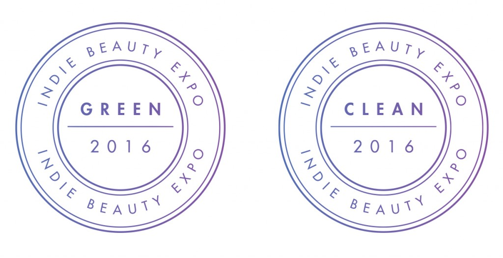Indie Beauty Expo Green_Clean_Seals