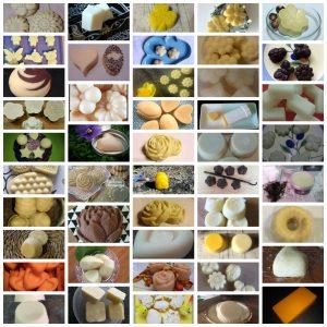 Body Melt Formulation Challenge Collage