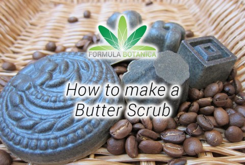 How to make a Butter Scrub