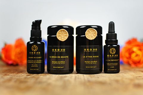 Graduate Success Story: Oyéta Kokoroko launches Okoko Cosmetiques