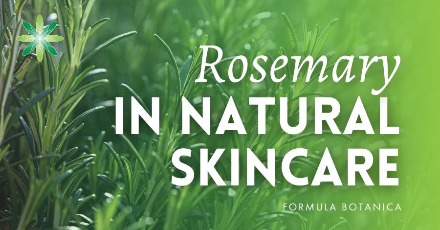 2016-06 Rosemary in natural skincare