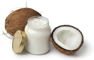 Coconut Oil Sunscreen