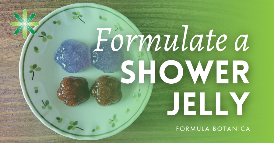 2017-07 Formulate a shower jelly