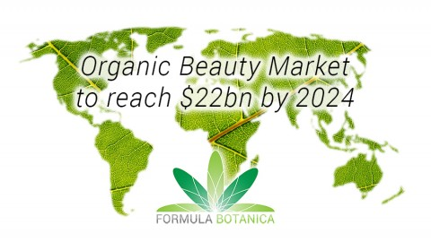 Natural and Organic Beauty Market to reach $22bn by 2024