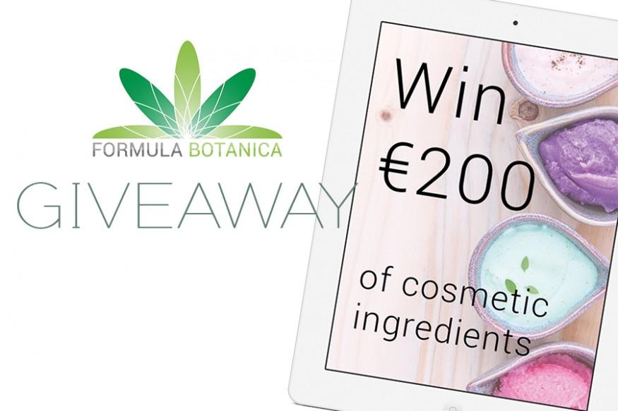 Formula Botanica Giveaway