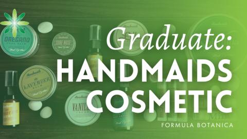 Graduate Success Story: Maia Mitreva launches Handmaids Cosmetic