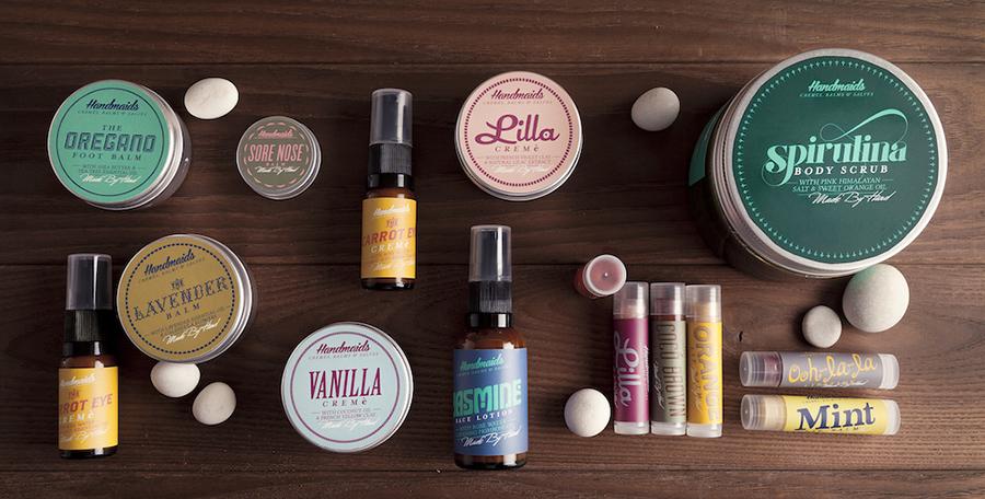 Handmaids Cosmetic Range 2