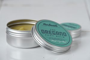 Handmaids Cosmetic - Oregano Foot Balm