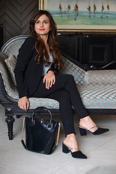 Myra Qureshi